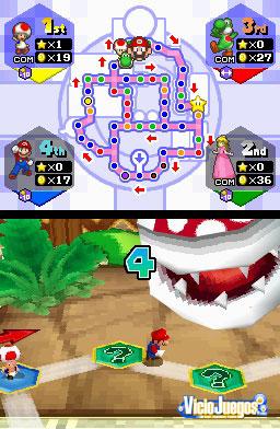 Primer Vistazo: Mario Party DS