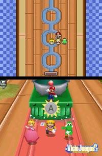 Imagen/captura de Mario Party DS para Nintendo DS