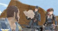 Avance de Valkyria Chronicles: Crónicas de las guerras galas