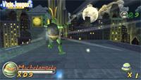 Imagen/captura de TMNT: Tortugas Ninja Jóvenes Mutantes para PlayStation Portable