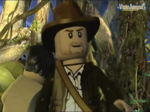 Jugamos a Lego Indiana Jones