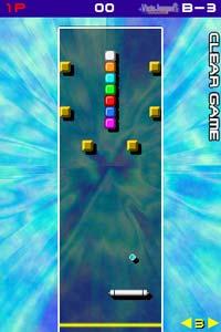Avance de Arkanoid DS: Jugamos a la versión americana