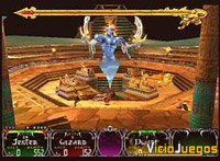 Imagen/captura de Gauntlet Legends para Dreamcast
