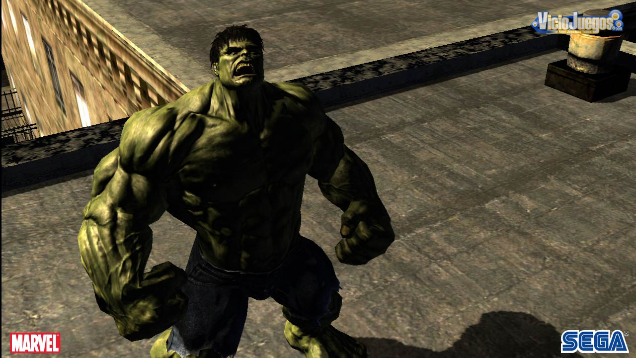 Primer Vistazo: The Incredible Hulk