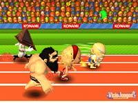 Avance de New International Track & Field: GC' 07: Primer Vistazo: Track & Field DS