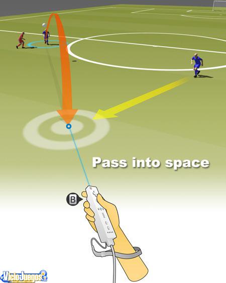 Primer Vistazo: Pro Evolution Soccer 2008 Wii