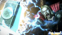 Avance de Thor: Dios del Trueno: Primer vistazo