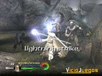 Imagen/captura de El Señor de los Anillos: El Retorno del Rey para Xbox