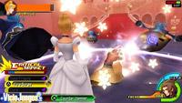Análisis de Kingdom Hearts: Birth by Sleep para PSP: Tres corazones, un mismo cielo