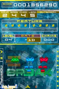 Imagen/captura de Space Invaders Extreme para Nintendo DS