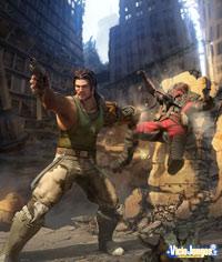 Avance de Bionic Commando: Captivate 09: Probamos el multijugador