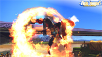 Avance de Street Fighter IV: Hadouken Old-School de nueva generación