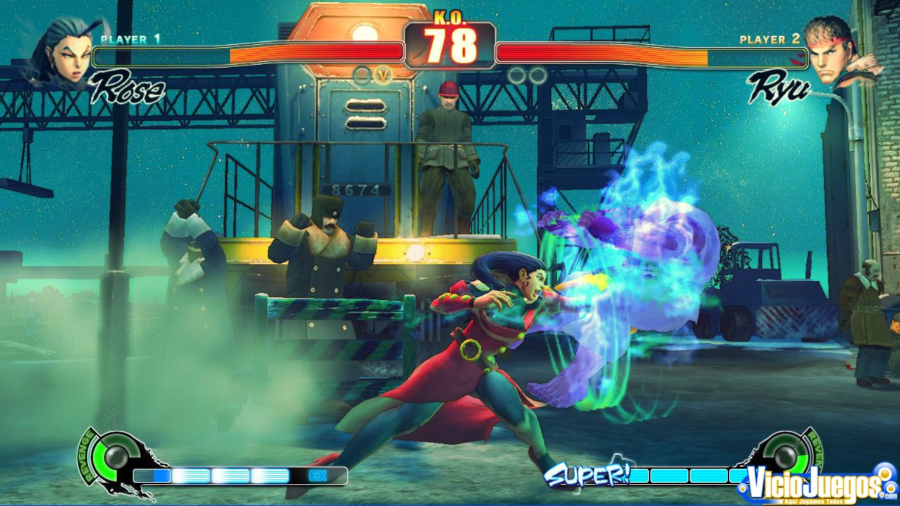 Jugamos a la beta de Street Fighter IV