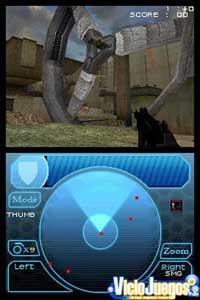 Imagen/captura de Halo DS para Nintendo DS