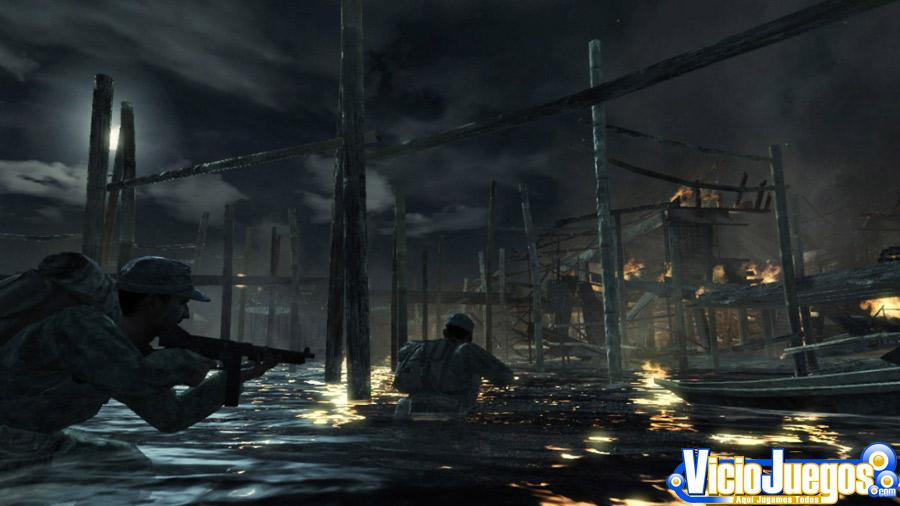 Primer Vistazo: Call of Duty: World at War