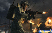 Avance de Call of Duty: World at War: Primer Vistazo: Call of Duty: World at War