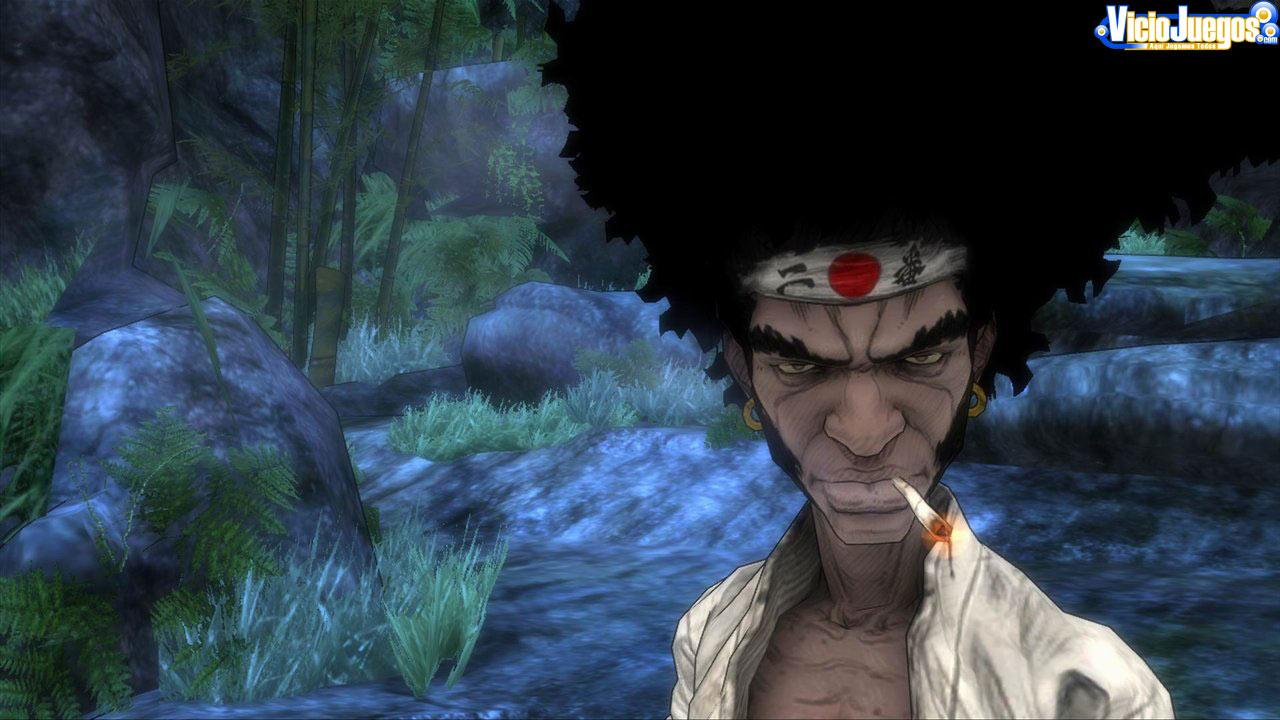 Primer Vistazo: Afro Samurai