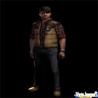 Travis Grady es el protagonista de esta terrorífica aventura. ¿Que destino le deparará?