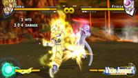 Es evidente que el sistema de combate bebe de los Budokai y los Shin Budokai