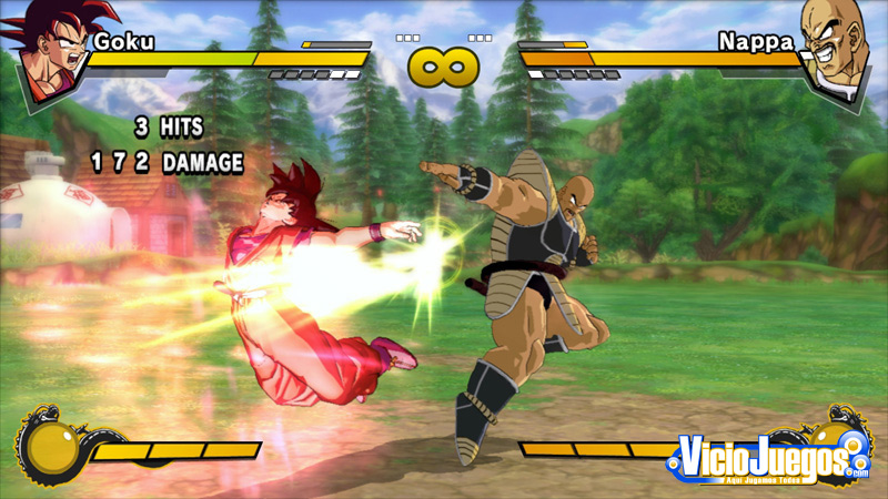 Goku se pasa a la nueva generación de consolas