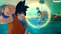 Análisis de Dragon Ball Z: Burst Limit para X360: Volver a empezar