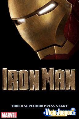 La fundición del hombre de hierro