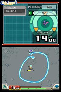Para capturar Pokémon seguimos usando el Styler, que debutó en la anterior entrega