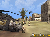 Imagen/captura de Delta Force: Black Hawk Down para PC