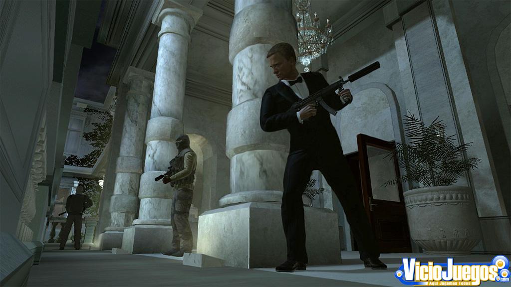 La llamada del deber de Bond