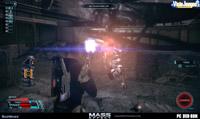 A pesar de ser un RPG, Mass Effect funciona como el mejor de los shooters