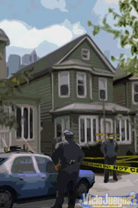 Imagen/captura de Unsolved Crimes: Investigación Criminal para Nintendo DS