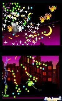 Análisis de Big Bang Mini para NDS: Iluminación pirotécnica
