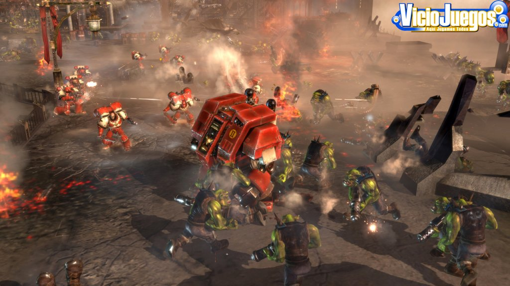 Primer Vistazo: Warhammer 40 000: Dawn of War II