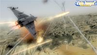 Avance de Tom Clancy's HAWX: Jugamos a la beta en castellano