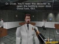 Una vez el Dr. Oak te ha dado el decodificador, lo puedes matar