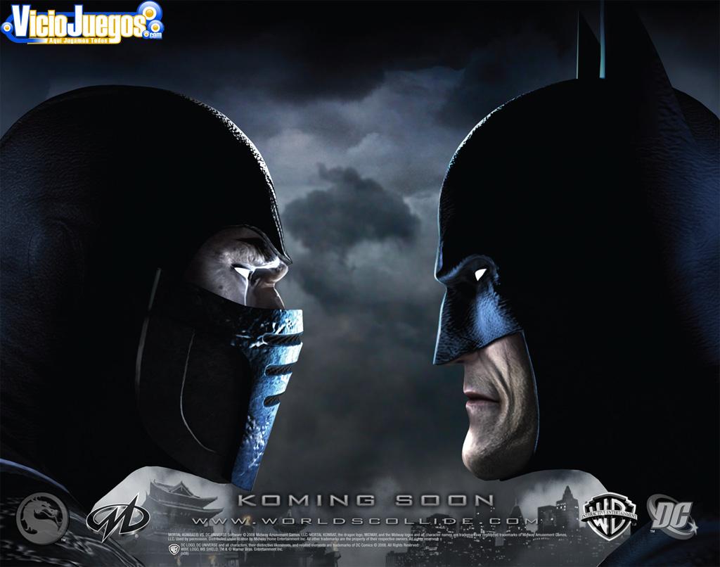 Primer Vistazo: MK vs DC Universe