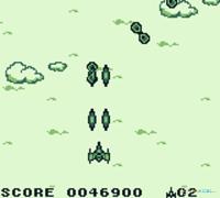 Imagen/captura de Solar Striker para Game Boy