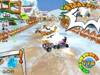 Imagen/captura de Kart n' Crazy para PC