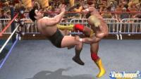 Imagen/captura de Legends of WrestleMania para PlayStation 3