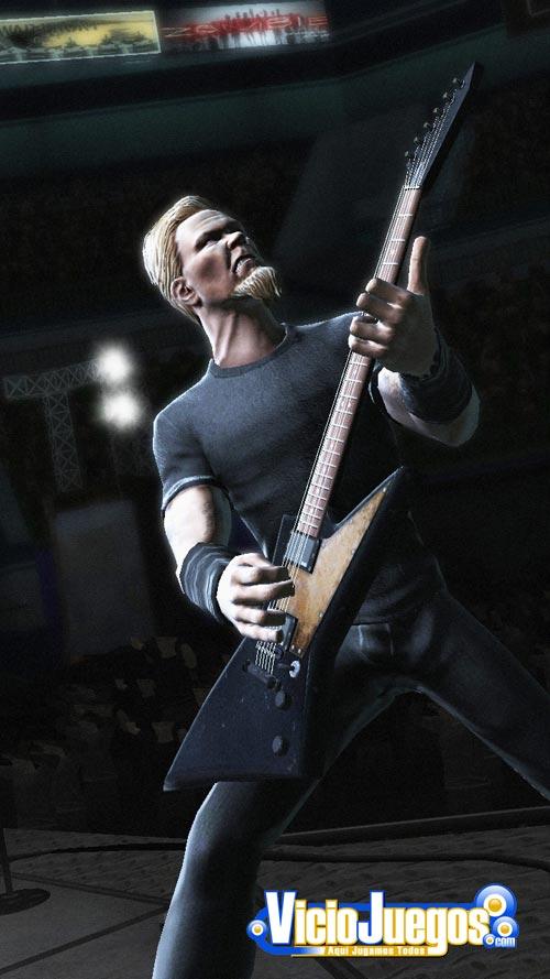 Primeras impresiones de Guitar Hero Metallica