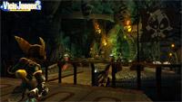 Análisis de Ratchet & Clank: En Busca del Tesoro para PS3-PSS: En busca de... Clank