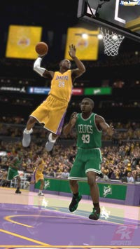 Análisis de NBA 2K9 para PS3: Ba-lon-ces-to