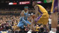 Avance de NBA 2K9: Jugamos a la beta en castellano