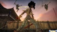 Avance de Afro Samurai: Jugamos a Afro Samurai