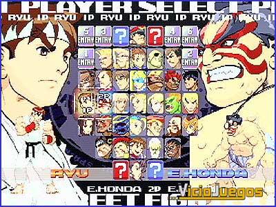 Ryu se embarca en la búsqueda del rival perfecto