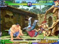 Análisis de Street Fighter Alpha 3 para DC: Ryu se embarca en la búsqueda del rival perfecto