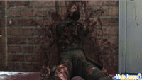En el juego hay alguna que otra escena macabra