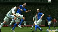 Análisis de Pro Evolution Soccer 2009 para X360: Irritación