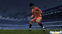 Avance de FIFA 09: En busca del realismo futbolístico