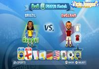 Análisis de FIFA 09 All-Play para Wii: Ronalmiinho vuelve a deleitarnos